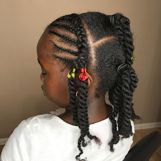 Kids Hairstyles Braids Natural Hair   ElongTress Whipped Shea Butter