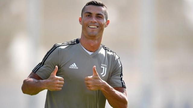 Usil, Cristiano Ronaldo Godai Reporter TV Saat Latihan