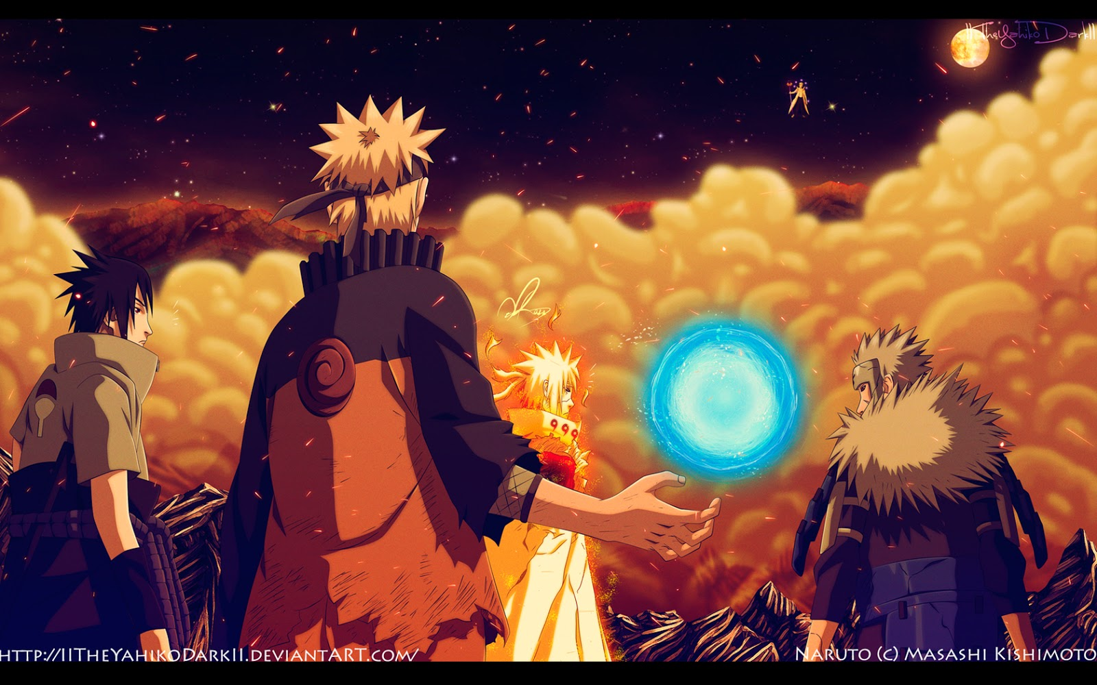 Download 88+ Wallpaper Naruto Six Path HD Gratid