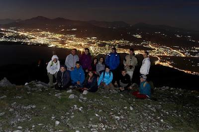 ΟΡΕΙΒΑΤΙΚΟΣ ΙΩΑΝΝΙΝΩΝ- Ανάβαση στο Μιτσικέλι ,υπό το φως της πανσελήνου