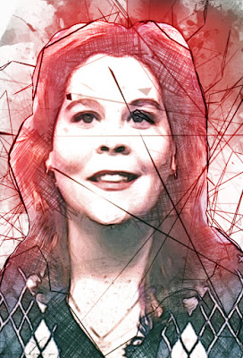 'Art of Me' by Elizabeth McGlasson A Self Portrait