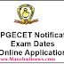 TS PGECET 2017 Notification, Apply Online, Exams Dates @ pgecet.tsche.ac.in