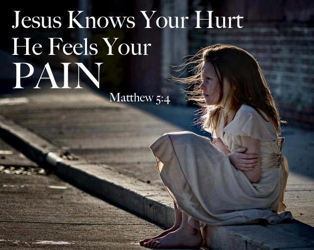 Jesus Knows Your Hurt and Pain
