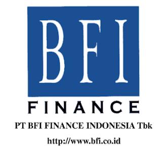 Lowongan Kerja PT BFI Finance Indonesia Tbk