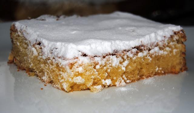 Torta Caprese de Limón y Chocolate Blanco (Torta Caprese al Limoncello e Cioccolato Bianco)