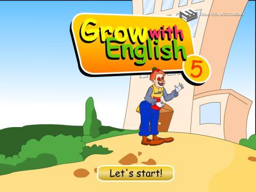 Contoh Media Pembelajaran Bahasa Inggris kelas 5 SD