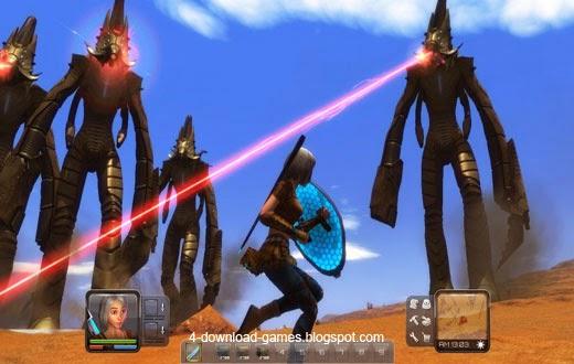 تحميل لعبة مستكشفون الكوكب Planet Explorers للكمبيوتر