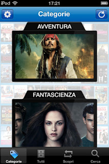 Film Completi l'app per iPhone e iPad.