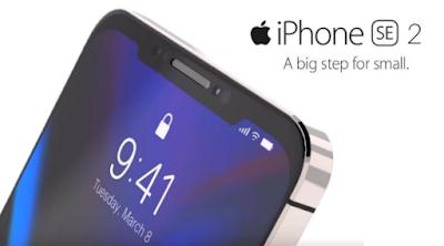 iPhone SE 2 Tanpa Jack Earphone dan Face ID Diluncurkan Bulan Mei