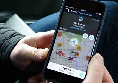 Kelebihan Waze Dibandingkan Google Maps