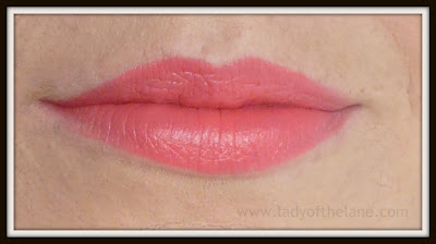 Lancome Rouge in Love Lipstick Rose Boudoir