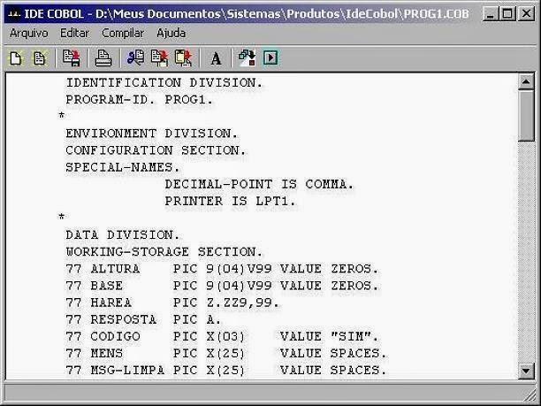 COBOL Programlama