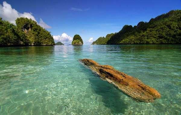Pantai Wafor Destinasi Surfing Baru Di Papua