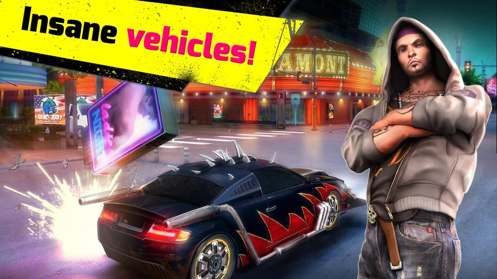 Gangstar vegas – games for android 2018 – free download. Gangstar.