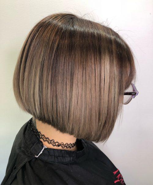balayage blonde hair color 2019