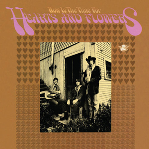 Hearts and Flowers Lp cover