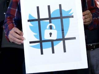 Twitter jail