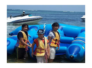 Watersport Bali - Flying Fish !