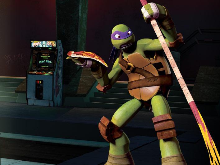 "As Tartarugas Ninjas No Deviantart Gifs: Nuevo Capitulo ""Las Tortugas Ninja"""