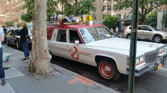 Ghostbusters Ambulance randommusings.filminspector.com