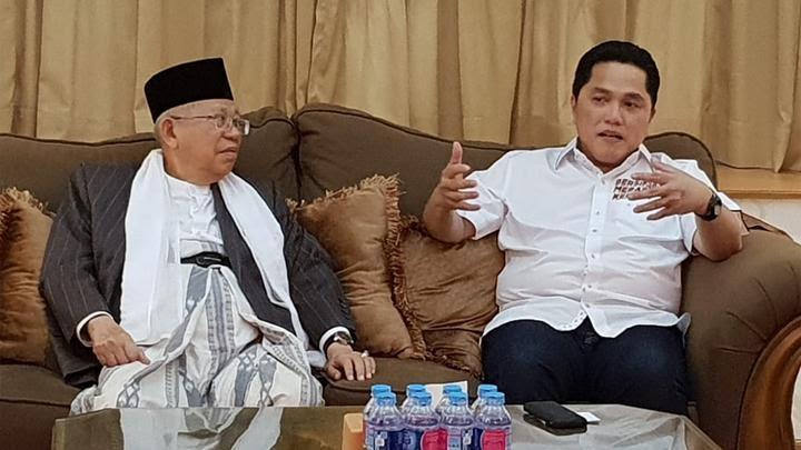 """Bang Erick Thohir Sekarang Nggak Asyik, Nyerang Pribadi Sandi dan Prabowo"""