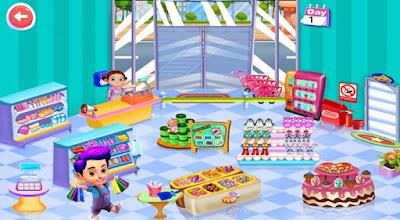 Minimarket Game