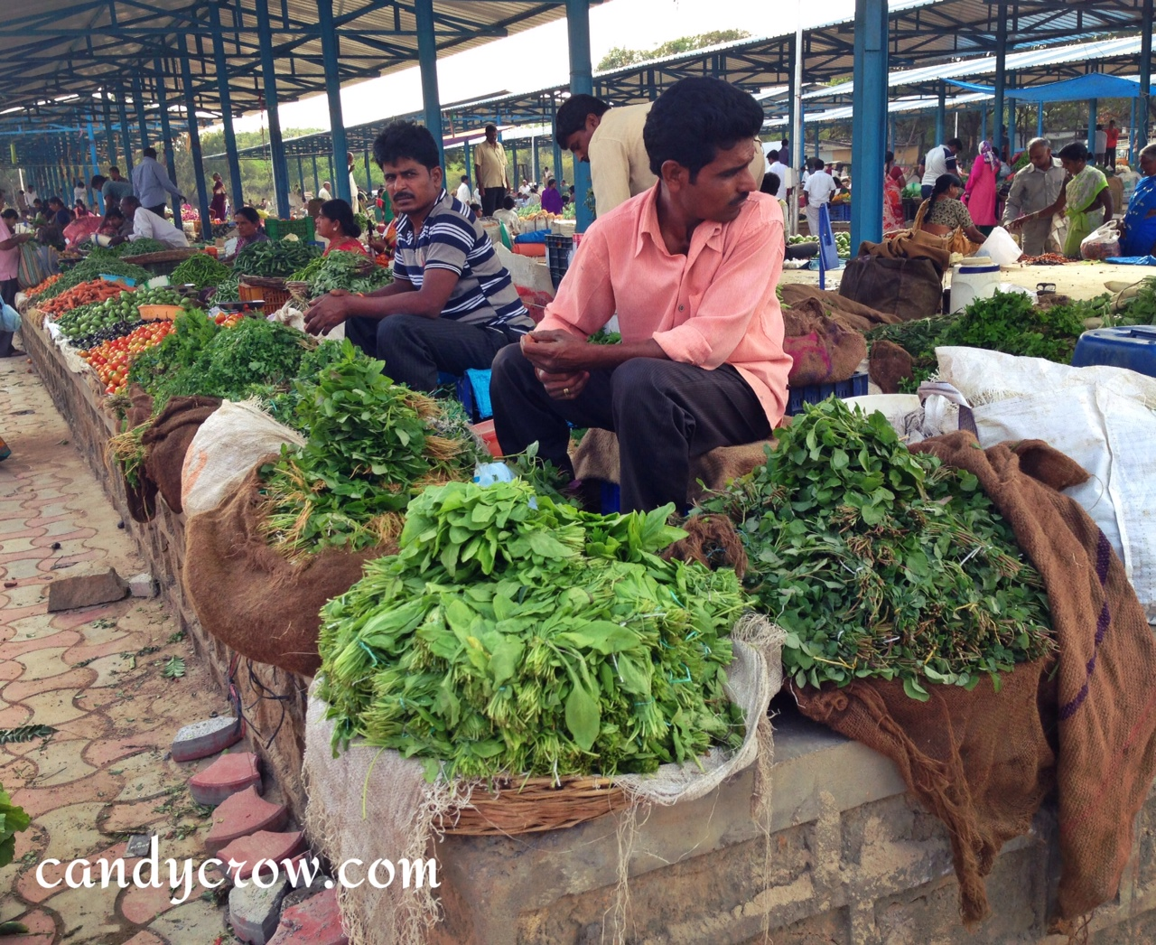 Vegetable market Hyderabad