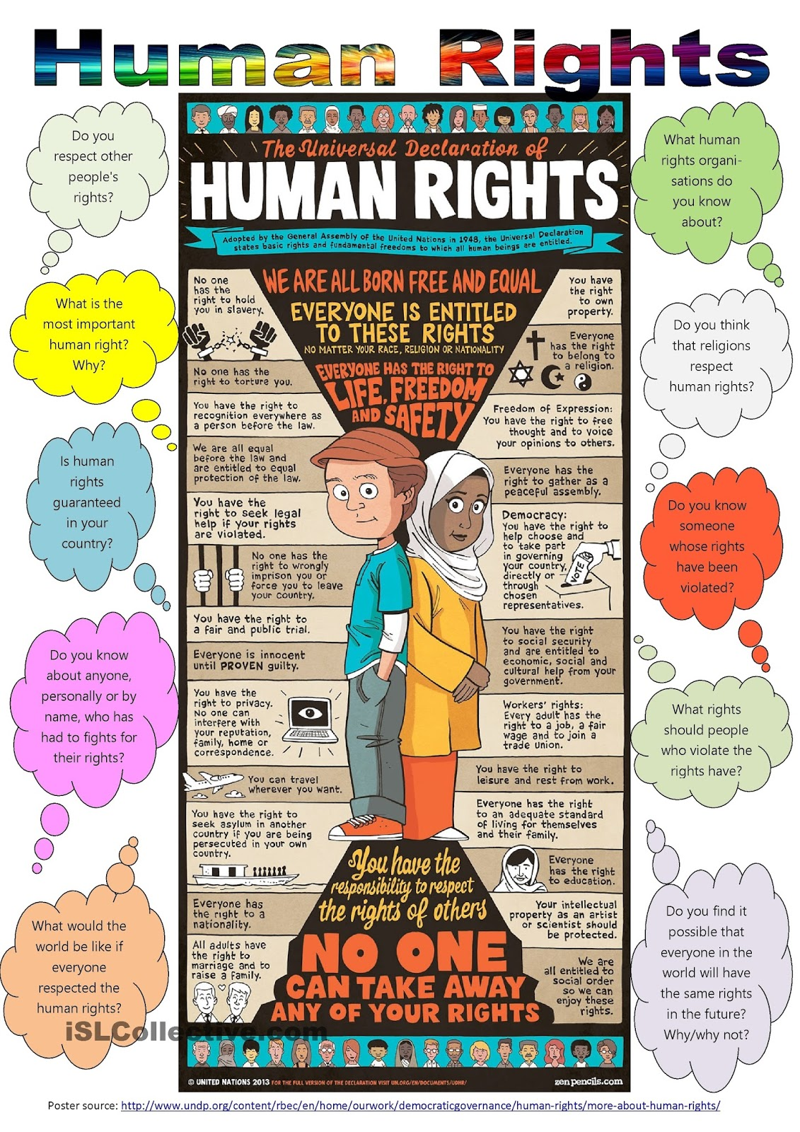 international human rights We explain how international law and organisations like the united nations have set international standards for human rights.