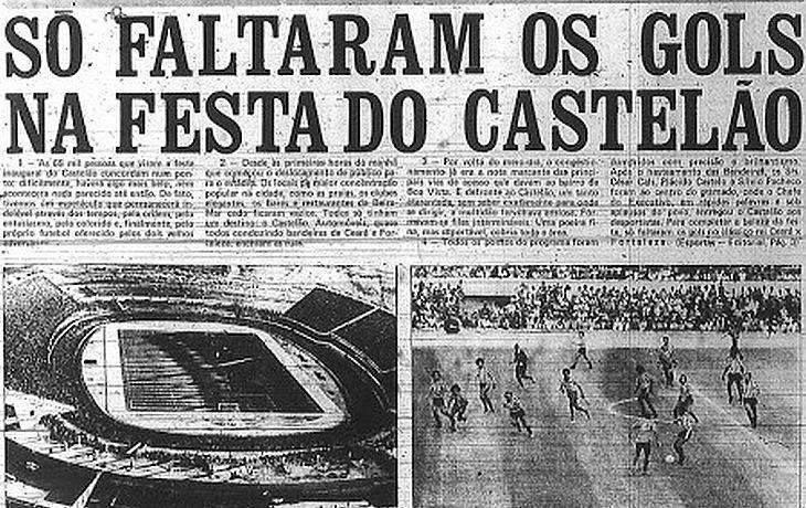 165d8ffc88 Vovô e Leão  partida acirrada na estreia do Castelão. (Crédito  Acervo O  POVO)