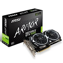 Graphics Card for Best Gaming PC Build Under $1250 2017