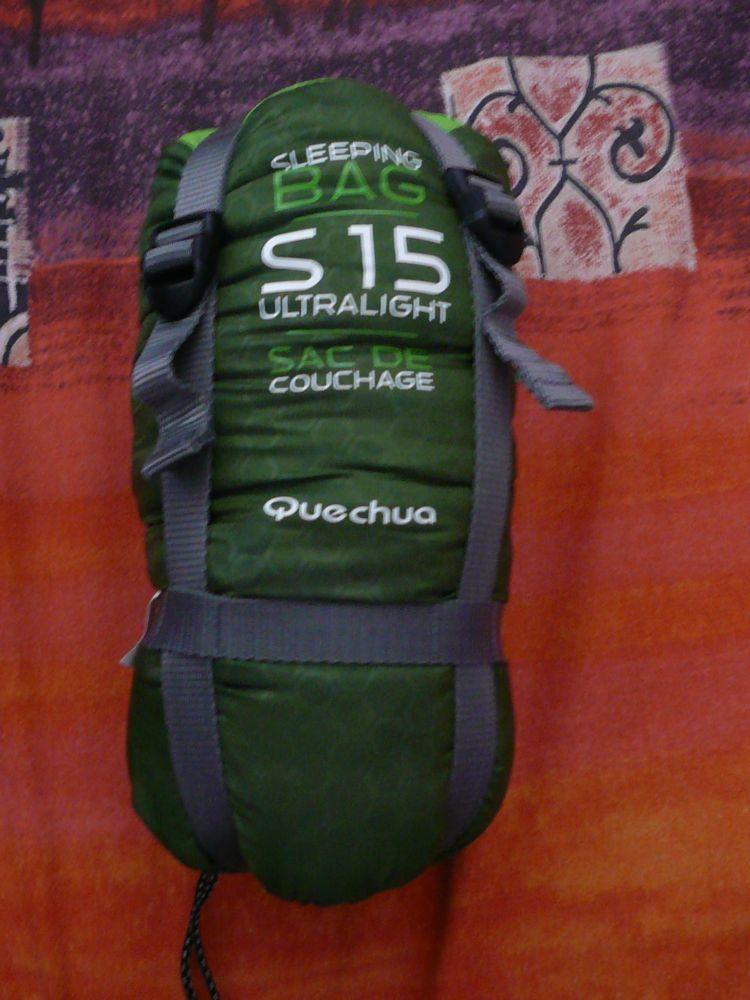 sac de couchage decathlon s15