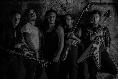 Flying Spirit - Heavy Metal de Bogotá