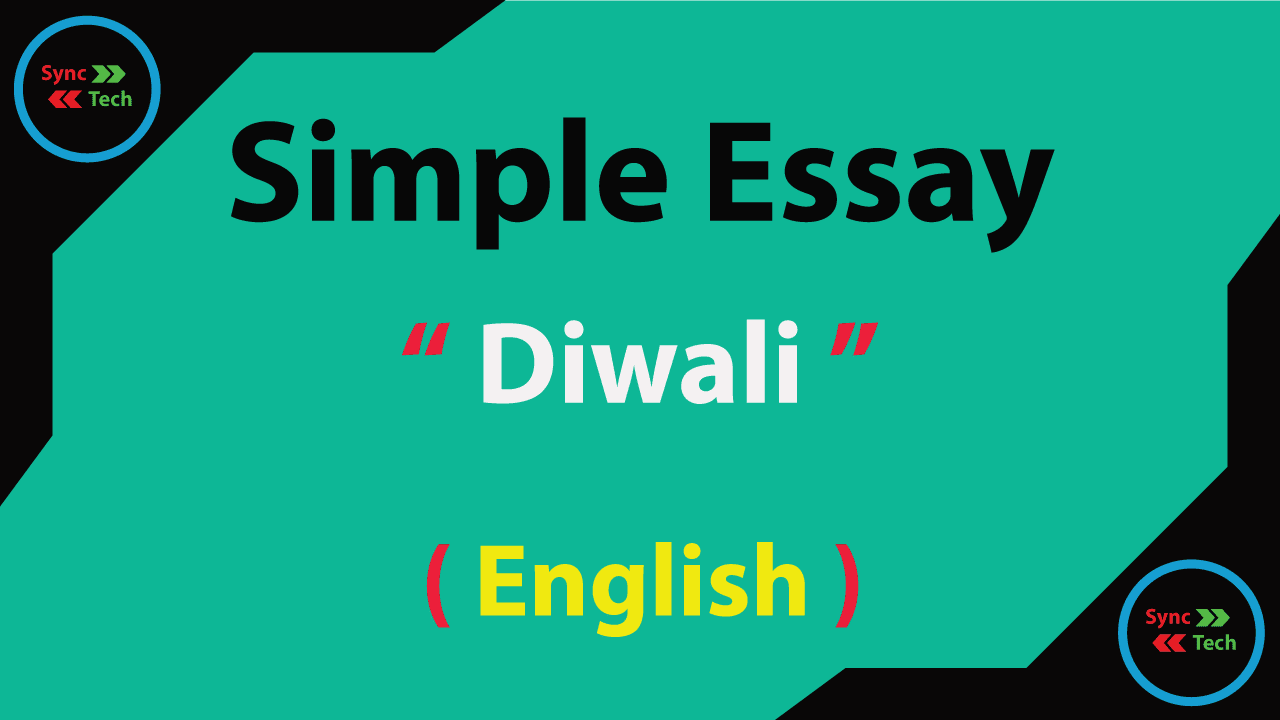 essay on diwali in english