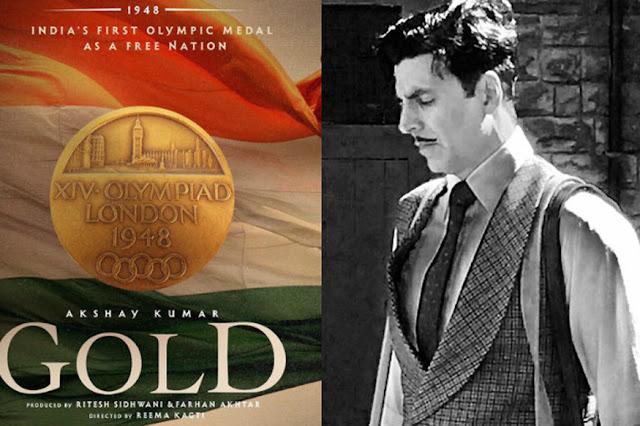 GOLD , Akshay Kumar