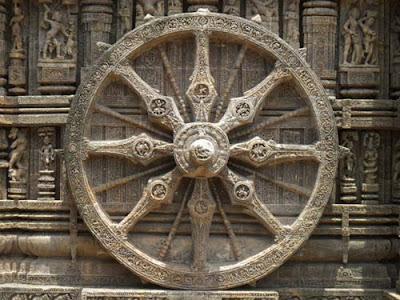 कोणार्क का सूर्य मन्दिर