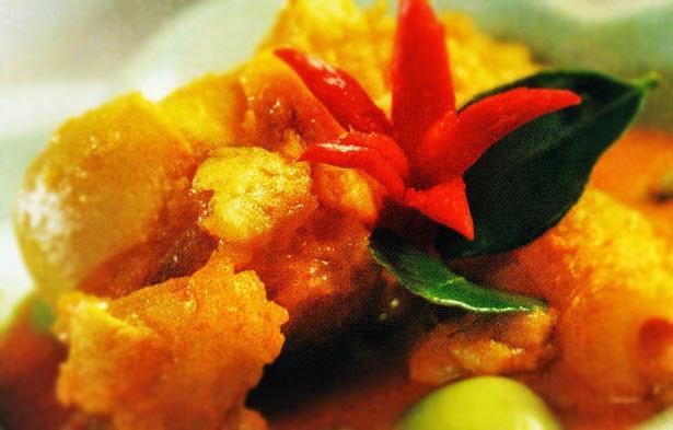 Salah masakan atau olahan makanan yang cukup lezat dan unik dai Padang yaitu resep gulai k Cara Memasak Gulai Kikil Padang