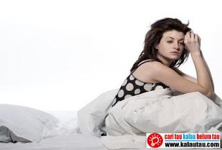 kalautau.com - Kualitas tidur menjadi tidak nyenyak