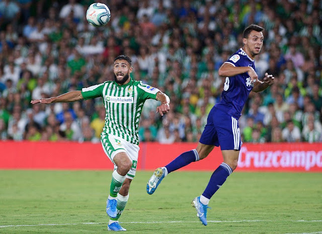 Nabil Fekir at Real Betis