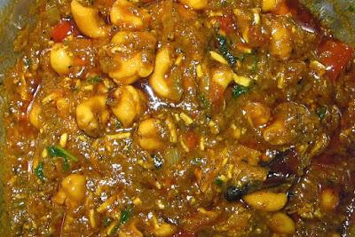 Kaju Butter Masala (Veg) From Imperial Inn