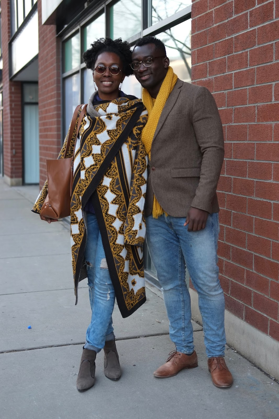 Lesan And John Chicago Looks A Chicago Street Style Fashion Blog