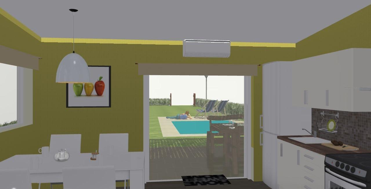 Aplicadores de pintura dise o de interiores for Simulador interiores 3d