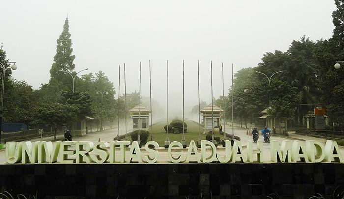 Yogyakarta Berselimut Abu kelud, Februari 2014
