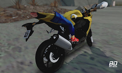 Download mod moto Honda CBR 2017 para GTA San Andreas. GTA SA PC
