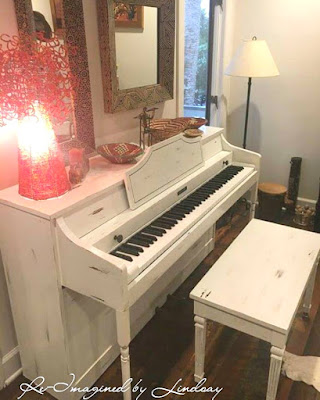 Piano Makeover After 2