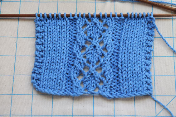 Knit Stitch Pattern Saturday Stitches By Debbie