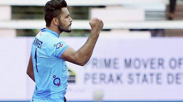 Harmanpreet Singh - Indian Hockey