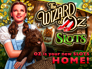 Slots - Wizard of Oz