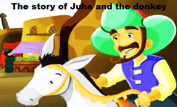 Kisah Juha dan keledai