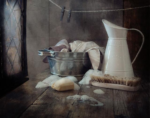 стиральный порошок своими руками