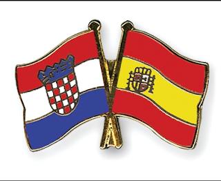 كرواتيا وأسبانيا الموعد والتوقيت والمعلقين والقنوات الناقلة  فى دوري الأمم الأوروبية